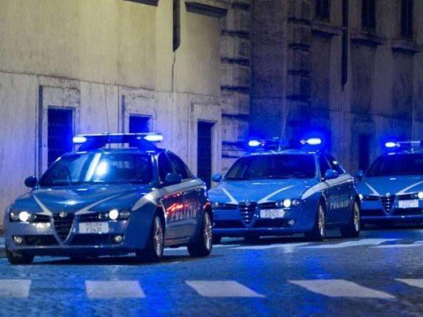 Alfa Romeo 159 2.4 JTDm Polizia