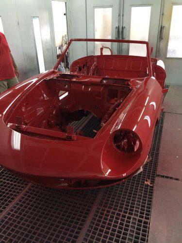 Με το σωστό κόκκινο της Alfa Romeo και όχι ...στην τύχη!