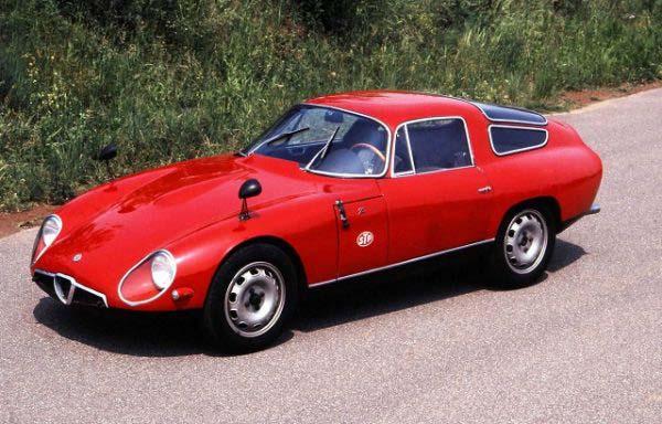 Autodelta's Zagato Alfa Romeo Giulia TZ1