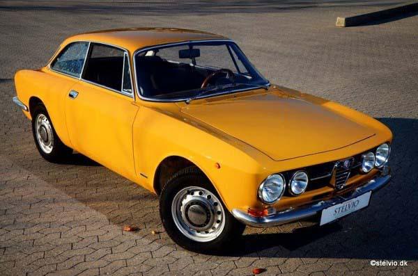1969 Alfa Romeo 1750 GTV Series 1