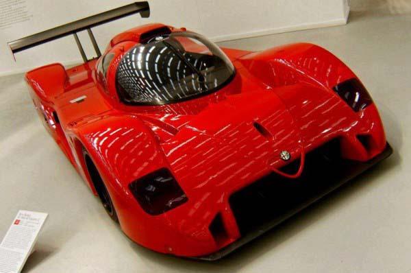 Abarth Alfa Romeo SE048