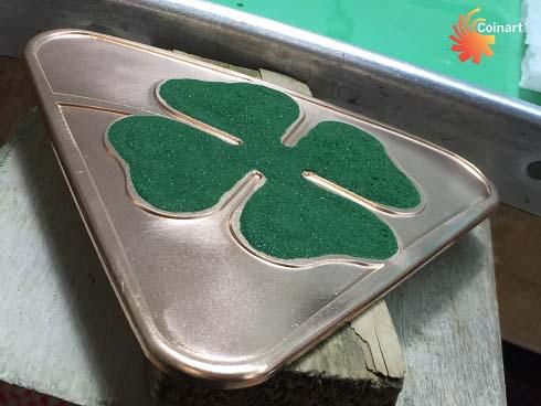 Quadrifoglio Verde Πηγή εικόνας: Repubblica.it blog, Coinart