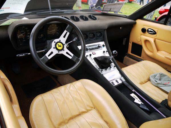 Ferrari 365 GTC/4 Πηγή φωτογραφίας: Craig Howell, Flickr