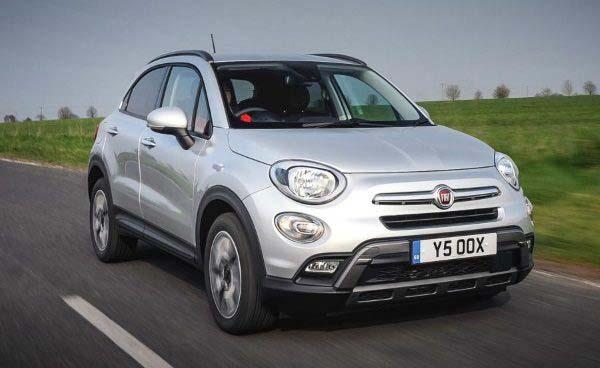 To 500X τραβά το κουπί της Fiat στην Μ.Βρετανία αλλά δεν φτάνει