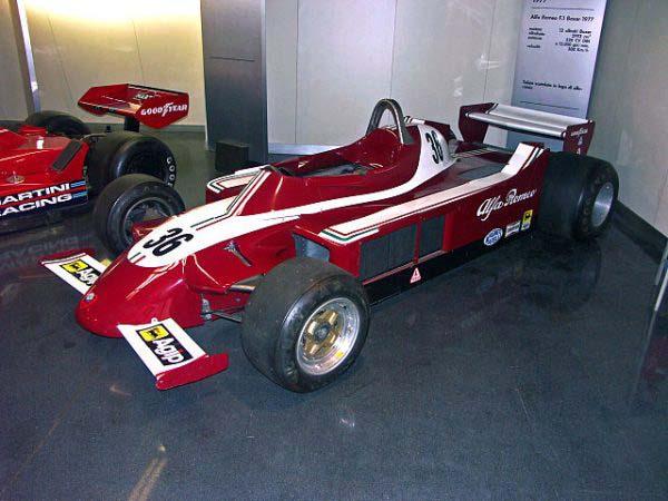 Alfa Romeo 177. Πηγή φωτογραφίας wikipedia.com