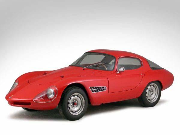 Abarth Alfa Romeo Colani (1958)