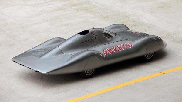 Abarth Pininfarina 1000 Record (1960)
