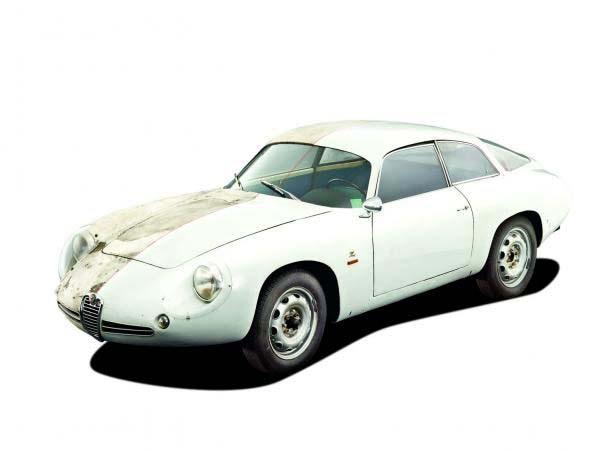 Alfa Romeo SZ Zagato Πηγή φωτογραφίας http://historicmotoringawards.com/
