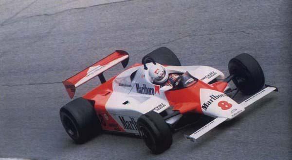 o Andrea De Cesaris με McLaren (1981)