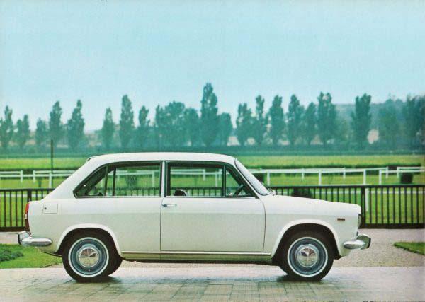 Autobianchi Primula Coupe (1966)