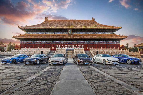 H Maserati, όπως όλοι οι premium κατασκευαστές, ποντάρουν πολλά στην Κινεζική αγορά