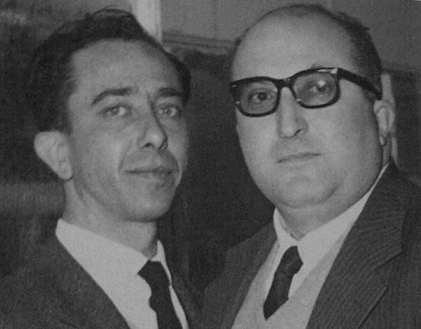 Lodovico Chizzola και Carlo Chiti