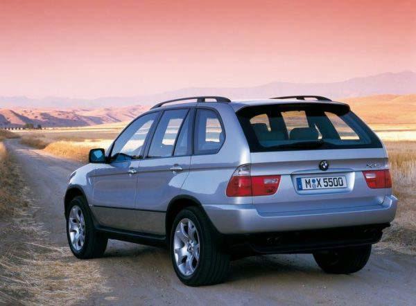 BMW X5, το πρώτο 'Sport SUV'