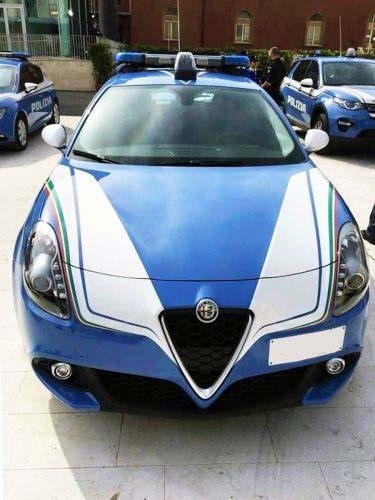 Alfa Romeo Giulietta 1.6 JTDm Polizia