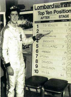 Η πρώτη νίκη μπροστά απο τον Mikkola