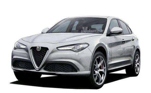Rendering του Al Volante για την Alfa Romeo Stelvio
