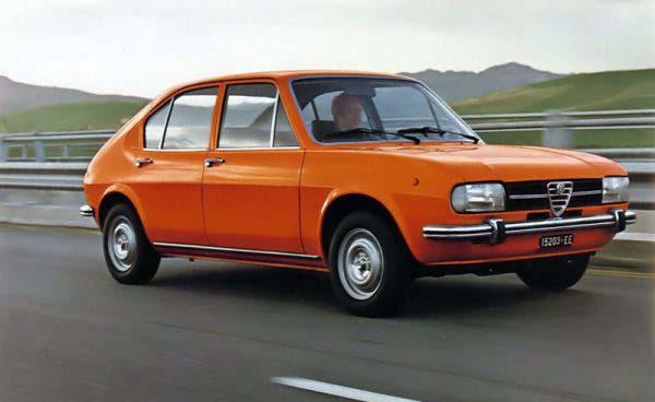 AlfaSud 1.2 1a serie (1972)