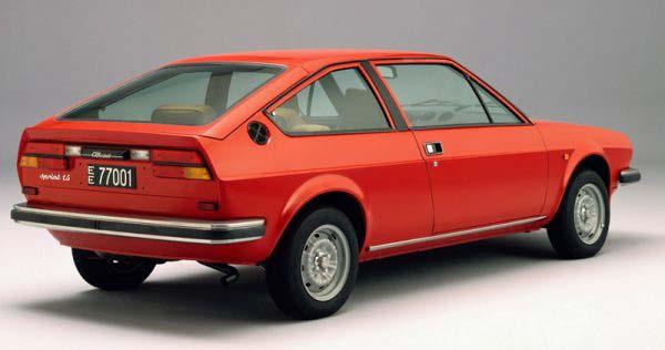 AlfaSud Sprint 1.5 (1976). Μετέπειτα Sprint (1983-1989)