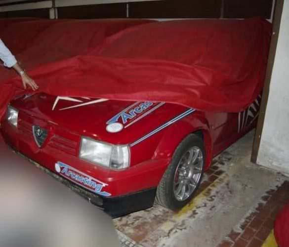 Alfa Tipo. Αυτό το αυτοκίνητο έχει μια αστεία ιστορία καθώς μετά την εξαγορά απο την Fiat, όταν ενημερώθηκε το Centro Ricerche της Alfa ότι όλα τα σχέδια σταματάνε για να ξαναγίνουν απο την αρχή στο πάτωμα του Tipo, το ετοίμασαν οι τεχνικοί και το παρουσίασαν σαν την νέα GTV....