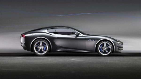 Maserati Alfieri concept. Πηγή φωτογραφίας maserati.com