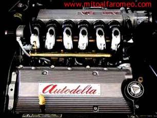 autodelta V6
