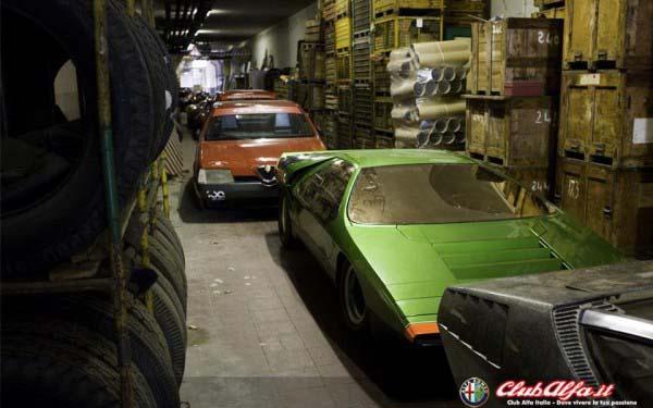 Bertone Carabo και 164 ProCar