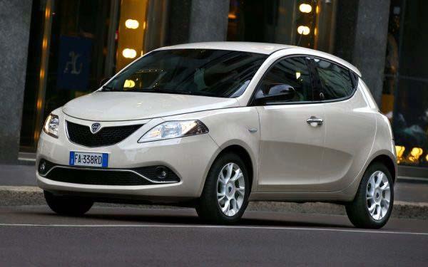 H 'νέα' Lancia Ypsilon