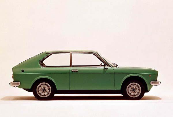 FIAT 128 SL (1971)