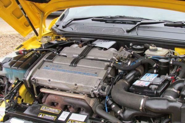 Ο θρυλικός δίλιτρος τετρακύλινδρος Turbo της Fiat-Lancia