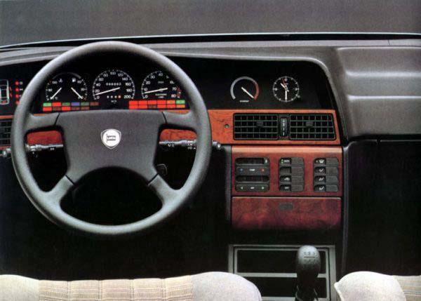 Lancia Dedra Interior