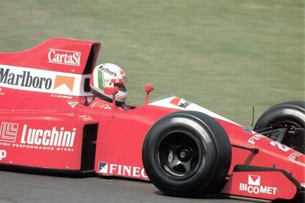 Dallara-BMS Scuderia Italia (1989)