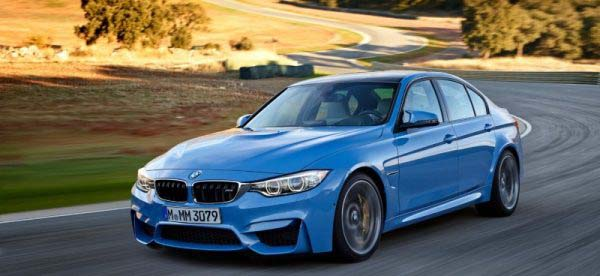 Εναλλακτική? αν δεν υπήρχε η Giulia: BMW M3 F30