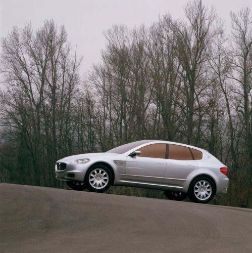 Maserati Kubang Concept (2003)