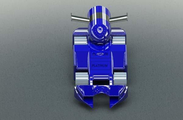 sapphire car