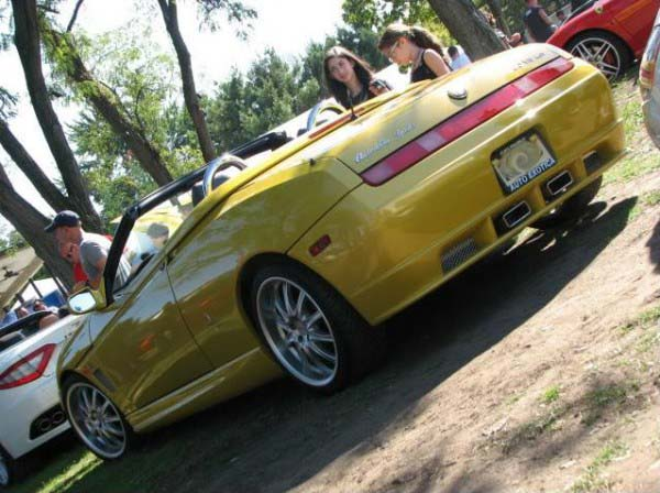 Autodelta Spider 3.0 V6 24V