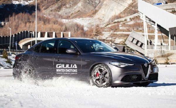 Alfa Romeo Giulia Veloce Q4