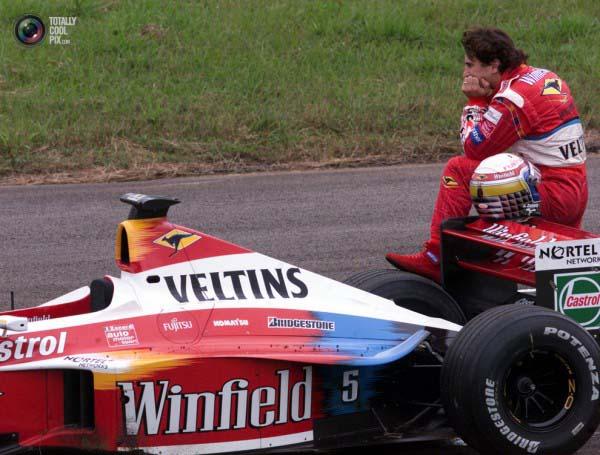 Η απογοητευτική επιστροφή στην F1 με την Williams